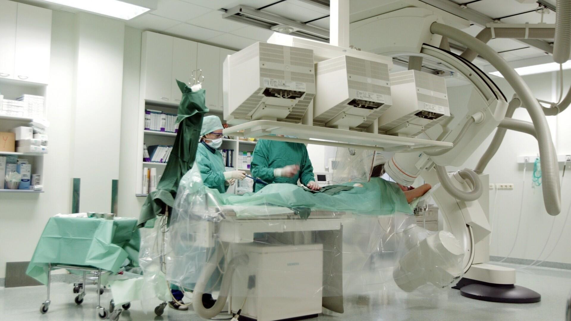 Haigla suurendamine liige