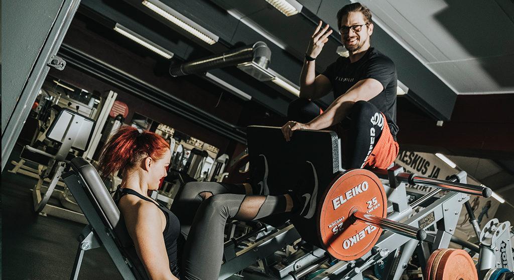 Harjutusliige suurendamiseks