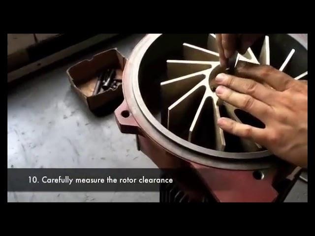 Suurenda LIIKME VACUUM Pump Video Kuidas suurendada ainult paksusega