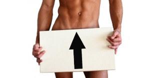 Liikme suurus ja seksuaalne abstinence mehed, kes suurendasid liikme